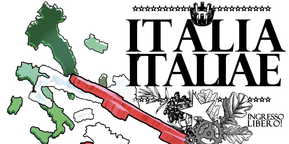 Italiani: i terroni e i polentoni