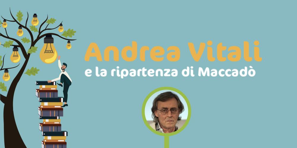 Andrea Vitali e le ripartenze del maresciallo Maccadò