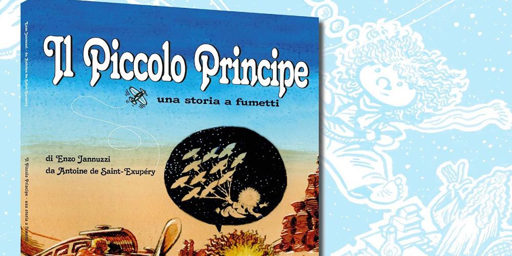 Inaugurazione Mostra Il Piccolo Principe con Enzo Jannuzzi