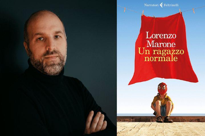 Lorenzo Marone Un ragazzo normale
